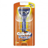 Afbeelding van Gillette Fusion Manual Razor Met Twee Mesjes (1st)