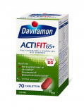 Afbeelding van Davitamon Actifit 65 Plus Ginseng Tabletten