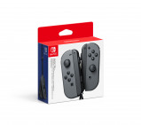 Image of Nintendo Switch Joy Con Controller Pair Grey (L + R)