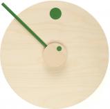 Afbeelding van Duo Design Loop wandklok
