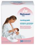 Afbeelding van Natusan First Touch Zoogcompressen 30 stuks