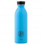 Afbeelding van 24Bottles Drinkfles Urban Bottle Lagoon Blue 500 ml