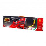 Afbeelding van Bburago Racebaan Ferrari set 1:64