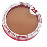 Afbeelding van 2B Blush Powder Trio 02 Orange