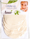 Afbeelding van Anae Make up Remover Pads 4ST