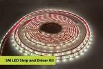 Imagem de Integral 5M Strip and Driver Kit IP67 LED Strip 4000K 6W per metre 40W (12V) IP20 LED driver included