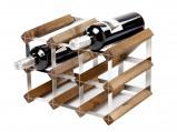 Afbeelding van Traditional Wine Rack Co wijnrek 9 (Kleur: donkereiken)