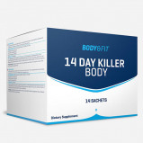 Image de 14 Day Killer Body de Body & Fit 1 boîte Insipide