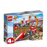 Afbeelding van 10767 LEGO® Juniors 4+ Toy Story Graaf Kaboems stuntshow