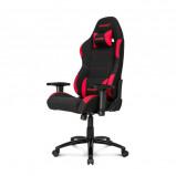 Afbeelding van AKRacing Core EX Fabric Cover gamestoel zwart / rood