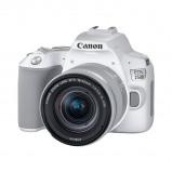 Afbeelding van Canon EOS 250D Wit + 18 55mm f/4 5.6 IS STM spiegelreflexcamera