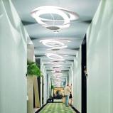 Bilde av Designer Adjustable Pendant Lamp White Pirce Mini Suspension