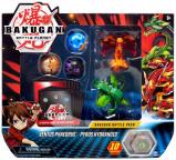 Image of Bakugan Battle Pack Ventus Phaedrus & Pyrus Hydranoid