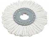 Afbeelding van Leifheit clean twist vervangingskop voor disc mop active