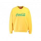 Afbeelding van America Today Coca Cola sweater geel