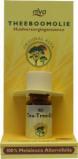 Afbeelding van Alva Tea tree oil / theeboom olie (10 ml)