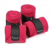 Afbeelding van Arma Bandages Fleece Raspberry One Size