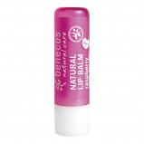 Abbildung von Benecos Natural Vegan Lipbalm Raspberry 4,8G Lippenbalsam Make up
