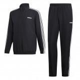 Afbeelding van Adidas 3S Woven Cuffed Trainingspak Heren Black L