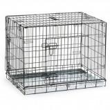 Abbildung von Beeztees Hundebox Schwarz 78x55x61cm