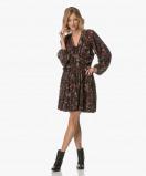 Image of Magali Pascal Dress Black Phoenix Drew Mini