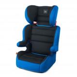 Afbeelding van BabyAuto autostoeltje Cubox opvouwbaar groep 2 3 zwart/blauw