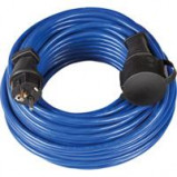Afbeelding van Brennenstuhl 1169820 Bremaxx IP44 verlengsnoer 25 meter blauw AT N05V3V3 F 3G1,5