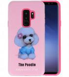 Afbeelding van 3D Print Hard Case voor Galaxy S9 Plus The Poodle