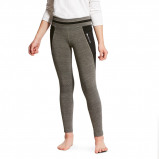 Image of Ariat Breeches Freja KP Cooling Girls Charcoal 30\R