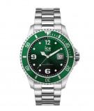 Afbeelding van Ice Watch IW016544 herenhorloge groen edelstaal