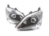 Image de ABP Facelift head light set (Civic 01 06 3/5 drs)