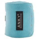 Afbeelding van Anky Bandages set van 4 mineral blauw ONESIZE