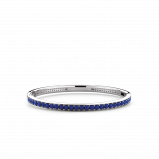 Image of TI SENTO Milano Bracelet Blue Silver Plated 2880BL