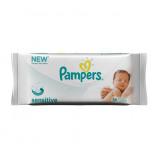 Afbeelding van Pampers Babydoekjes Sensitive Navulverpakking 56ST
