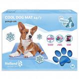 Afbeelding van Coolpets Dog Mat 24/7 Blauw 50x40cm