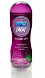 Afbeelding van Durex Play Massage 2 In 1 Aloë Vera 200 ml