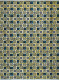 Abbildung von Vlisco VL01206.022.04 Grey/Yellow African print fabric Wax Hollandais Geometrical