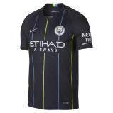 Abbildung von 2018/19 Manchester City FC Stadium Away Men's Football Shirt Blue