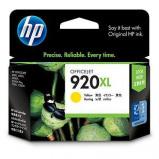Afbeelding van HP 920XL (CD974AE) Inktcartridge Geel Hoge capaciteit