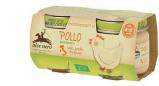"""Immagine di """"OMOGENEIZZATO DI POLLO BABY FOOD BIO 2 X 80 G"""""""