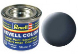 Billede af (09) Anthracite mat (RAL 7021) 14 ml Revell