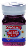 Afbeelding van Collall Flash Glitter Colorall 150Ml Rood