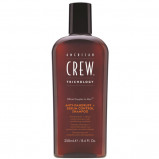 Image of American Crew Anti Dandruff + Sebum Control Shampoo 250 ml.