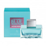 Image de Antonio Banderas Blue Seduction Woman Eau de toilette 200 ml
