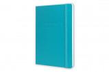 Abbildung von 10 Stück Moleskine® A5 Notizbuch Hardcover mit Folienprägung bedrucken