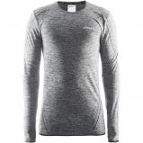 Afbeelding van Craft Active Comfort L.M. heren thermoshirt grijs dessin