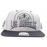 Afbeelding van 47 Brand Los Angeles Kings pet zwart/grijs one size