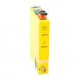 Afbeelding van Geschikt Epson 18XL (T1814) geel (inktcartridges) Alleeninkt