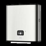 Afbeelding van Dispenser Tork H1 46000 esign handdoekdispenser RVS Dispensers