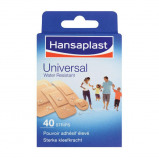 Afbeelding van Hansaplast Water resistant universal pleisters 40 stuks